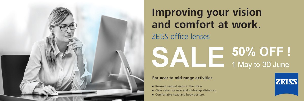 Zeiss Office lenses