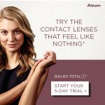 Alcon contact lenses